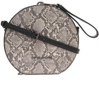Josie Wayne Cooper WH-2557 Circle Crossbody Bag