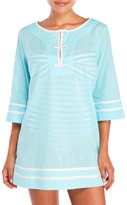 Kate Spade Mini Bow Tunic Cover-Up