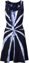 Proenza Schouler Tie Dye Knit Dress