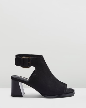 Topshop Daisy Buckle Sandals