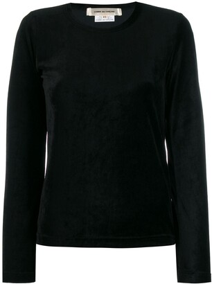 Comme des Garcons Long Sleeved Jumper