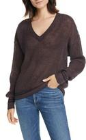 Line Olivia V-Neck Sweater