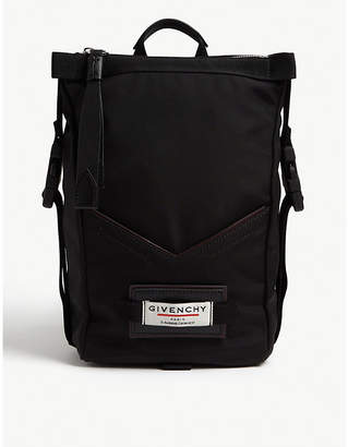 Givenchy Downtown mini winged nylon backpack