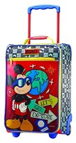 """American Tourister Disney Mickey Mouse 18"""" Carry On Luggage"""