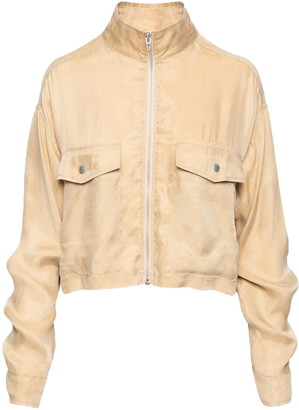 Blank NYC Crop Utility Jacket