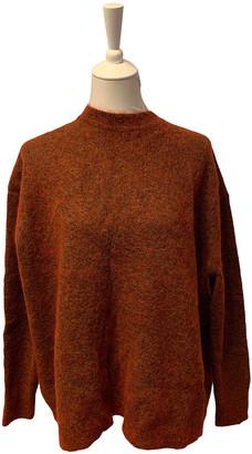 Ellery Red Wool Knitwear