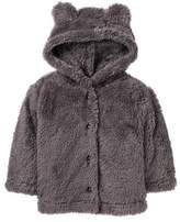 Gymboree Fuzzy Cub Jacket