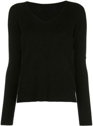 Apparis Penelope ribbed knit jumper