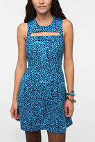 Cooperative Bow-Front Cutout Dress