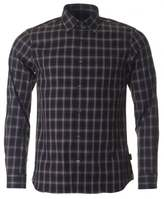 Aquascutum Harley Long Sleeved Checked Shirt