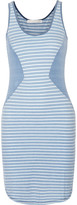 Kain Label Sea striped cotton dress