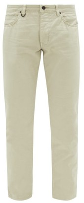 Neuw Lou Denim Slim-fit Jeans - Mens - White