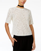 Rachel Roy Lace Top, Only at Macy's