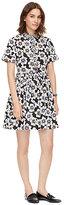 Kate Spade Hollyhock stretch cotton dress