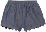 Paul Smith Noisette Ladybird Chambray Shorts