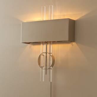 Global Views Radio City 1-Light Flush Mount Installation: Electrified