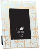 """Godinger Philip Whitney 4"""" x 6"""" Abstract Frame"""