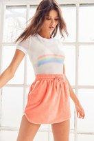 BDG Dolphina Terry Mini Skirt