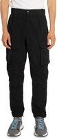 Givenchy Men's Tapered Relaxed-Fit Cargo Pants