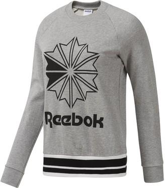 Reebok Women's French Terry Crew Sweatshirt