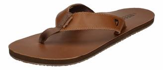Reef Leather Smoothy Men's Flip Flop