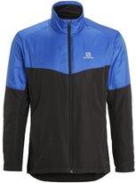 Salomon Escape Sports Jacket Blue Yonder/black