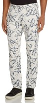G Star Elwood X25 Chinoiserie New Tapered Fit Jeans by Pharrell Williams