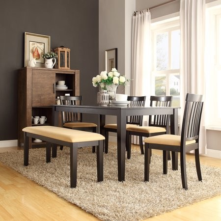 Magnificent Dining Bench With Back Shopstyle Beatyapartments Chair Design Images Beatyapartmentscom