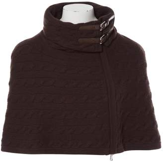 Ralph Lauren Brown Cashmere Knitwear
