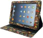 Marvel Black 10 inch iPad Case