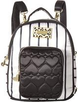 Betsey Johnson Mini Convertible Backpack