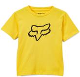 Fox Yellow & Black Head Legacy Tee - Boys