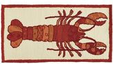 Pier 1 Imports Lobster Red Rug