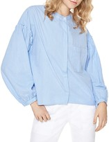 Sanctuary Danni Balloon Sleeve Shirt