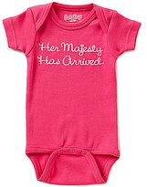 Sara Kety Baby Girls Newborn-18 Months Her Majesty Has Arrived Bodysuit