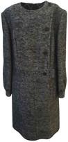 Christian Dior Black Wool Dress for Women Vintage