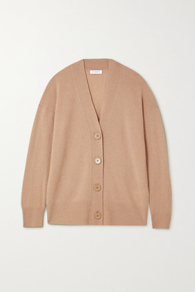 Equipment Elder Cashmere Cardigan - Beige