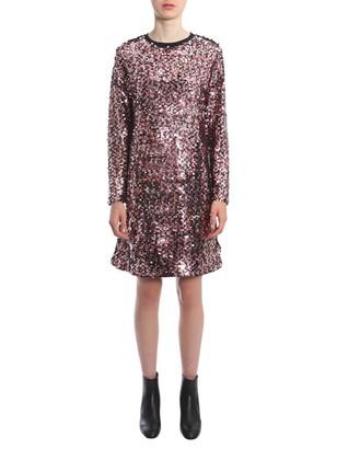 McQ Sequinned Dress