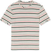 Whistles Ultra-Soft Striped T-Shirt