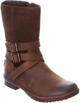 UGG Women's Lorna Waterproof Leather Boot