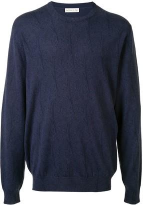 Etro Paisley-Print Wool Jumper
