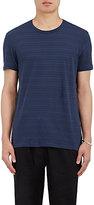 ATM Anthony Thomas Melillo Men's Dobby-Striped Cotton-Blend T-Shirt
