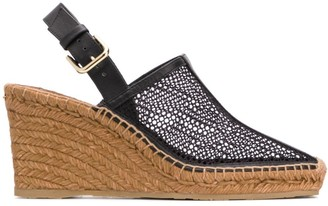 Jimmy Choo Dakori 90mm wedge sandals