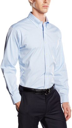 Brooks Brothers Men Dress Non-Iron Botton Down Regent shirt