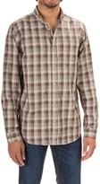 Mountain Hardwear Keller Plaid Shirt - Button Front Long Sleeve (For Men)