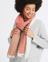 Marks and Spencer Big Block Scarf
