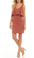 Gianni Bini Fan Fav Sawyer Popover Dress