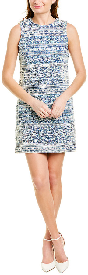 Alice + Olivia Coley Shift Dress