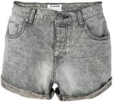 One Teaspoon rolled cuff denim shorts