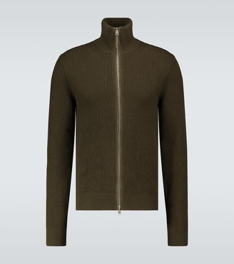 Tom Ford Long-sleeved zipped cardigan